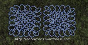 Cluny Coasters Mimi Dillman Pattern